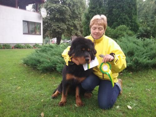 Läti juunior tšempion Dubultmuiiza 13.08.2016